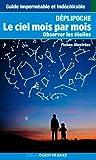 Observer les étoiles  (DEPLIPOCHE - carte laminée)