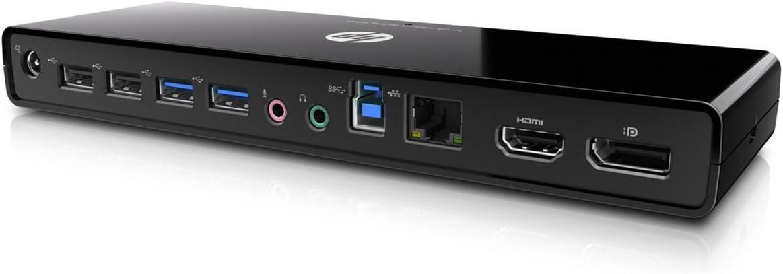 HP 3005PR USB 3.0 Port Replicator USB Docking