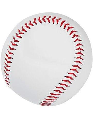 Laurelmartina Universal 9# Tipo Duro niños Deportes PVC Superior de Goma Pelotas de béisbol Interior
