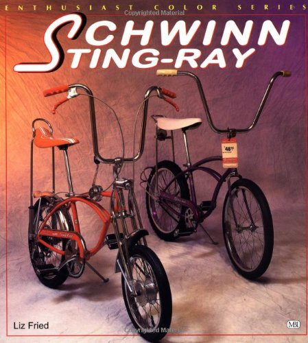 Schwinn Sting Ray   Bicycle Books