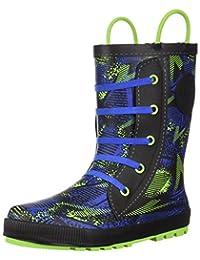 Western Chief Baby-Girls Sneaker Rain Boot Rain