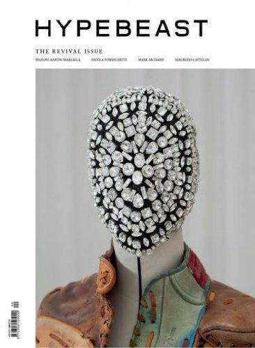 Hypebeast Magazine Issue 2 The Revival Issue (2012) Maison Martin Margiela Cover