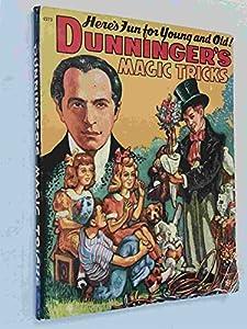 Dunninger's Magic Tricks (#4573)