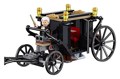 5147vzc4h9L - LEGO Fantastic Beast's Grindelwald's Escape 75951