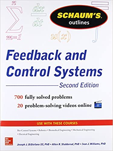 Schaums Feedback And Control Systems Pdf