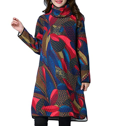 Quilted Womens Dress - 2