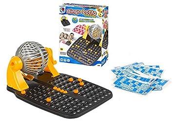 ColorBaby - Juego de Bingo con 90 Bolas y 24 cartones (43313)  Amazon.es   Juguetes y juegos 7e89a7a04a8bc