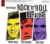 British Rock 'N' Roll Legends / Various