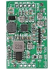 Yosoo Health Gear tablica TCON, moduł Boost Board LCD płyta TCON VGL VGH VCOM AVDD 4 regulowane złoto - 92E Zhide, napięcie wejściowe 12 V