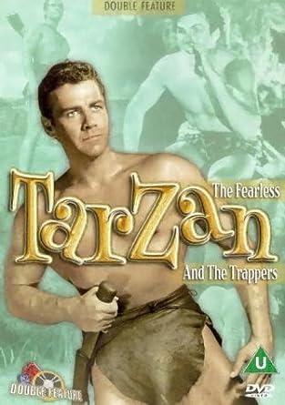 Tarzan The Fearless / Tarzan And The Trappers Reino Unido DVD ...