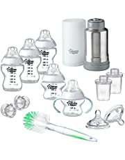 Tommee Tippee Closer to Nature Newborn Feeding Gift Set