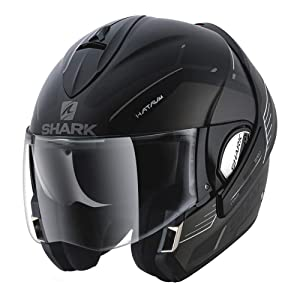 Shark Helmets EVOLINE SERIES 3 Hataum Matte - BLACK/GREY - XL