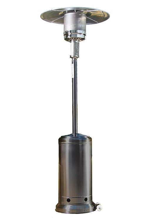 empasa - Estufa para terraza, 14 kW, Color Gris Antracita ...
