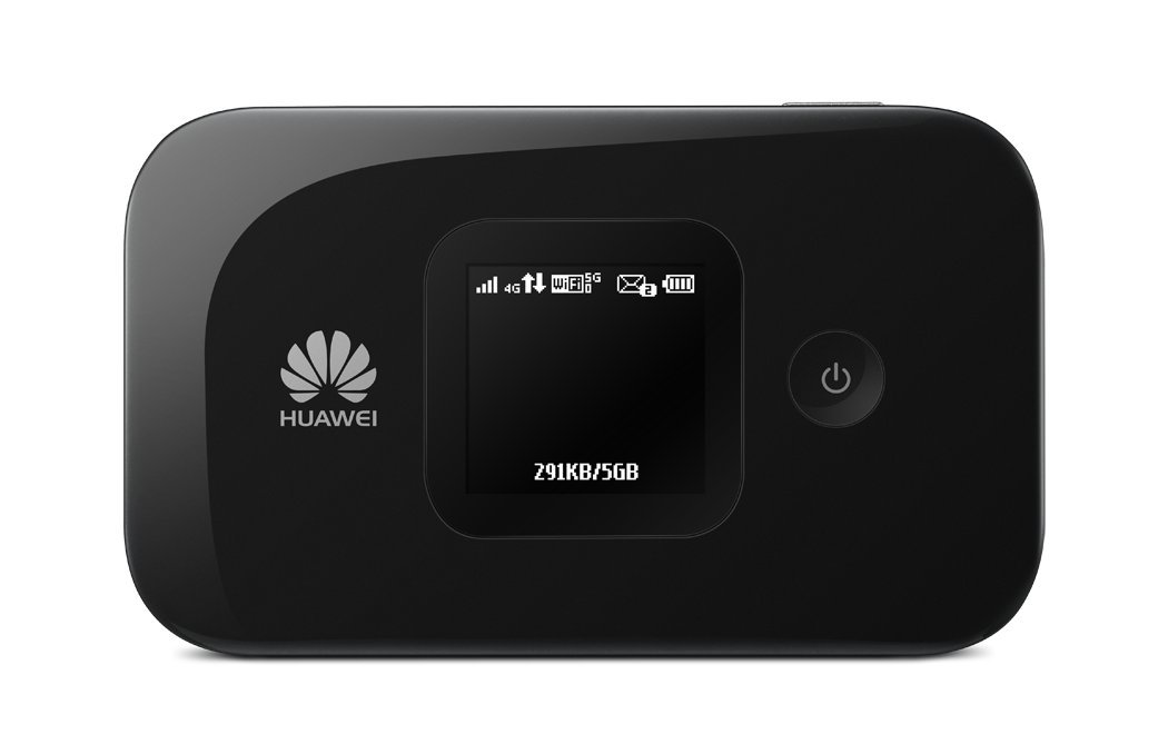 Huawei E5577s-321 150 Mbps 4G LTE Mobile WiFi Hotspot (4G LTE in Europe, Asia, Middle East, Africa & 3G Globally) Unlocked/OEM/Original from Huawei Without Carrier Logo (Black) by HUAWEI