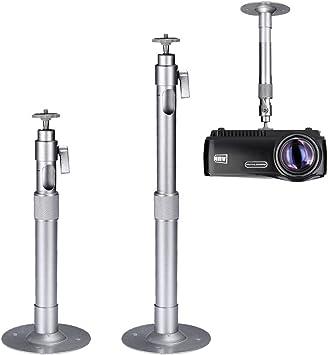 Soporte de Techo para proyector, Soporte Universal Extensible ...