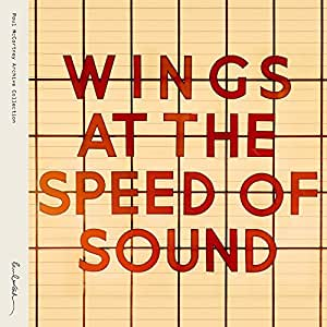 Wings at the Speed of Sound (Deluxe Book)