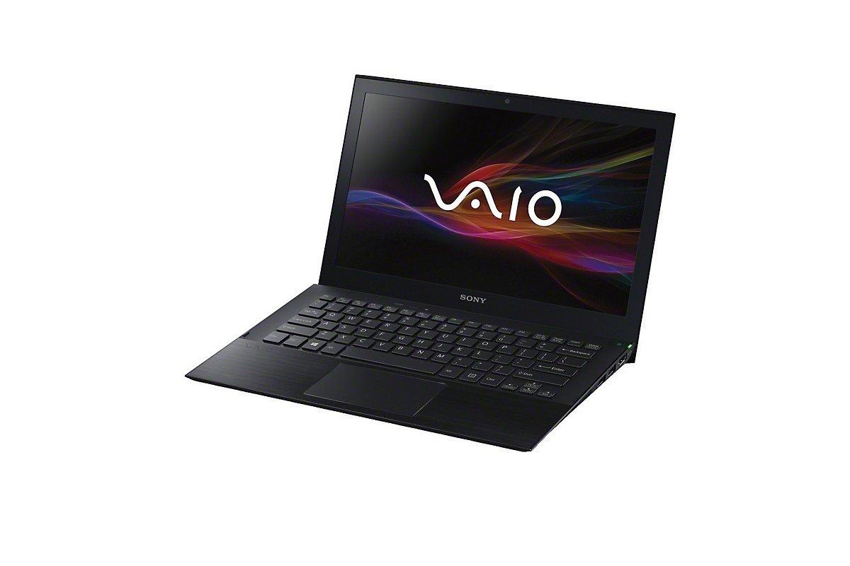 SONY VAIO ノートパソコン Pro 11 11.6型ワイド液晶フルHD ブラック intel Core i7(1.80GHz) メモリー4GB SSD約128GB ドライブ非搭載 802.11bgn Windows8 Pro64ビット Officeなし 3年保証   B00DUSPTSM