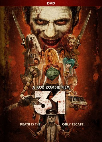 Rob Zombie Halloween Full Movie (31 [DVD])