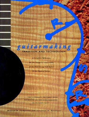 guitar building book - 2