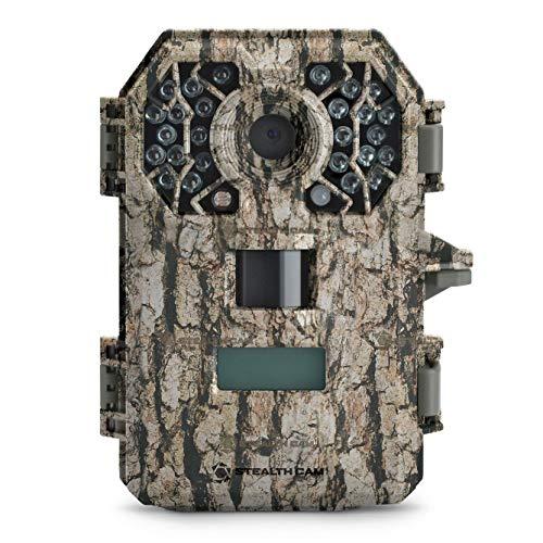 8mp 26IR Stealth Cam with Tree Bark ()
