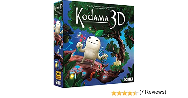 Kodama 3D Board Game: Amazon.es: Juguetes y juegos