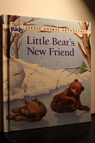 Little Bear's New Friend Little Animal Muriel Pepin HC Illus