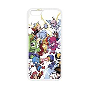 Chibi Marvel iPhone 6 4.7 Inch Cell Phone Case White toy pxf005_5835566