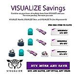 VISUALIZE Talon Premium All-Metal Switchblade