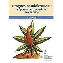 Drogues et adolescence