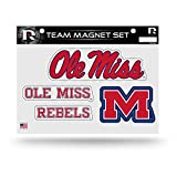Rico Industries NCAA Mississippi Ole Miss Rebels