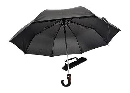 Plegable Automática paraguas de viaje para mujeres y hombres mujer y hombre, Auto Open Close