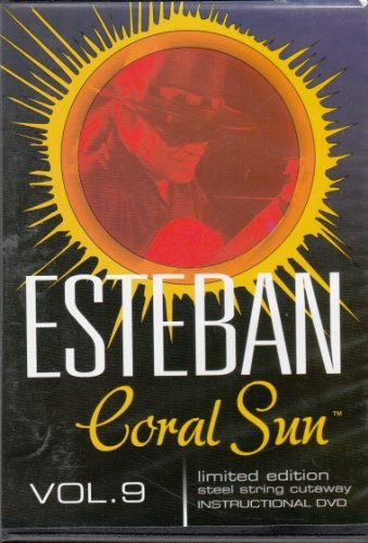 (Esteban - Coral Sun Steel String Guitar Instructional DVD Vol.9)