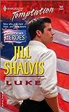 Luke, Jill Shalvis, 0373691386