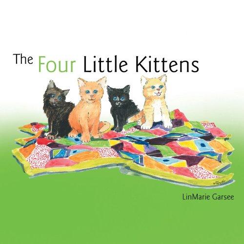 Four Little Kittens - 9