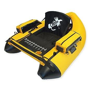 Image of Caddis Sports Premier Plus Float Tube, Yellow