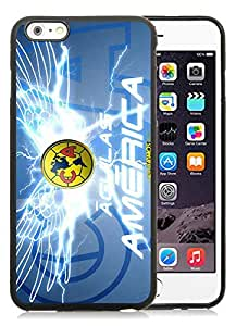 iPhone 6 Plus 5.5 Inch TPU Case ,Unique And Fashionable Designed Case With Club America 4 Black For iPhone 6 Plus Cover Phone Case