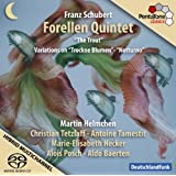 Piano Quintet in A 'The Trout', Variations on 'Trockne Blumen', Piano Trio 'Notterno'