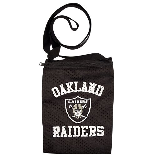 - NFL Oakland Raiders Game Day Pouch