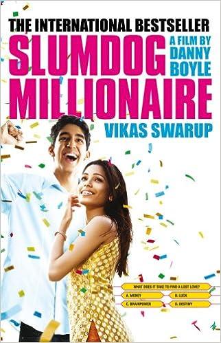 Slumdog Millionaire Book Pdf Free