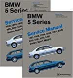 BMW 5 Series (E39) Service Manual: 1997-2002 (2 volume set)