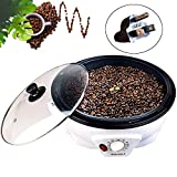 Coffee Roaster Machine Coffee Bean Roasting Electric for Cafe Shop Home Household Use 110V (Coffee roaster)