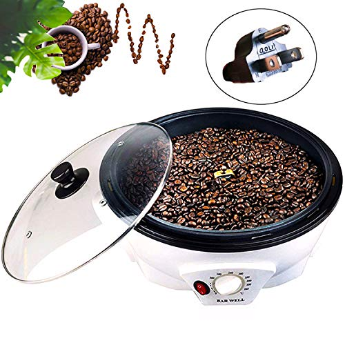 Coffee Roaster Machine Coffee Bean RoastingElectric for Cafe Shop Home Household Use 110V