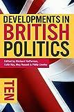 img - for Developments in British Politics 10 by Richard Heffernan (2016-08-26) book / textbook / text book
