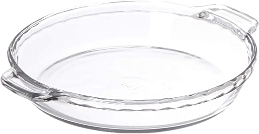 Anchor Hocking 9 inch Pie Plate Pack of 2