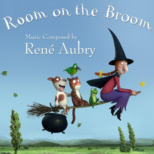 A Witch On Halloween Song (Room on the Broom)