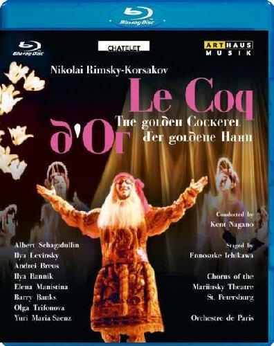 Andrey Breus - Coq D\'or (Golden Cockerel) (Blu-ray)