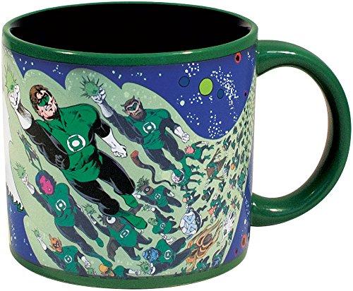 Green Lantern Corps Changing Coffee