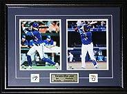 Vladimir Guerrero Jr. & Bo Bichette Toronto Blue Jays MLB Baseball Sports Memorabilia Collector 2 Photo F