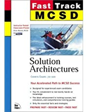 MCSD Fast Track: Solution Architectures by Brian Matsik (1999-09-15)