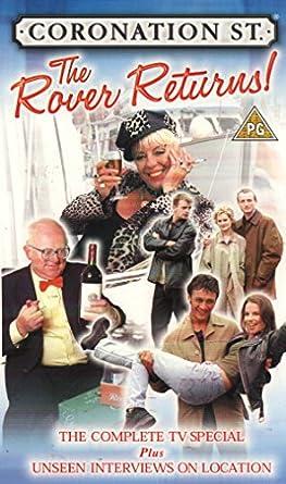 Coronation Street [Reino Unido] [VHS]: Amazon.es: Barbara ...